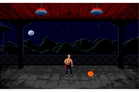 Chambers of Shaolin (Amiga) Game Download