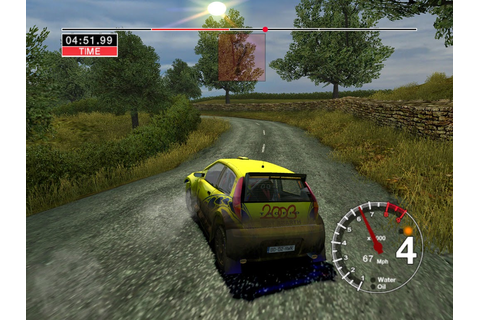 Colin Mcrae Rally 04 PC Game ~ Download Games Crack Free ...