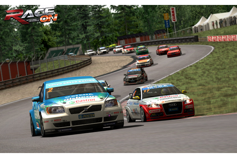 RACE On – Two New Artwork Previews – VirtualR.net – 100% ...