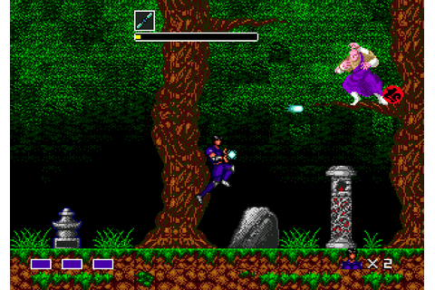 Mystic Defender (1989) by Sega Mega Drive game