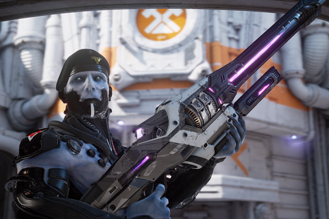 You can play the new Unreal Tournament right now for free ...
