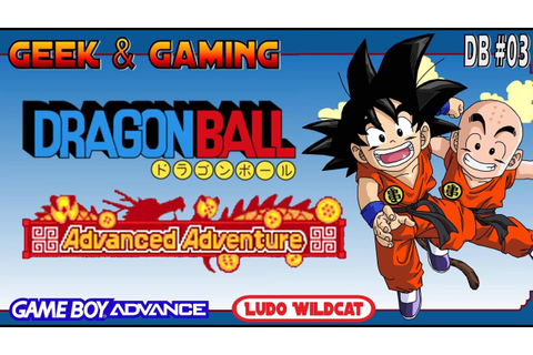 Dragon Ball Advanced Adventure [GameBoy Advance] - YouTube