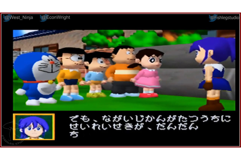 Doraemon: Nobita to Mittsu no Seireiseki [1] - Play ...