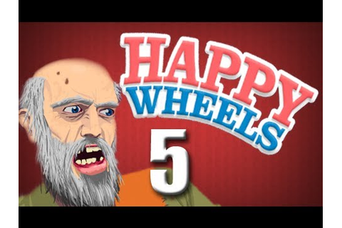 HAPPY WHEELS! w/ Fawdz - Ep. 5 - YouTube