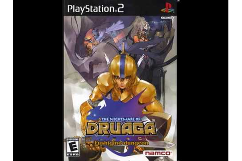 The Nightmare of Druaga: Fushigi no Dungeon (2004) (PS2 ...