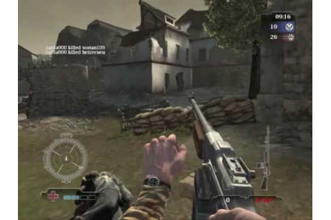 Medal of honor airborne multiplayer assault rifle gameplay ...