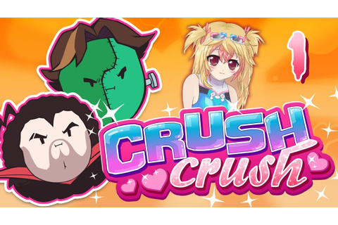 Crush Crush: Click For Love - PART 1 - Game Grumps - YouTube