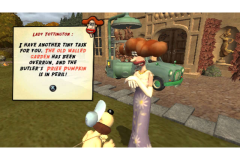 Let's Play/Walkthrough: Wallace and Gromit The Curse of ...