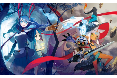 The Witch and the Hundred Knight 2 for PS4 launches winter ...