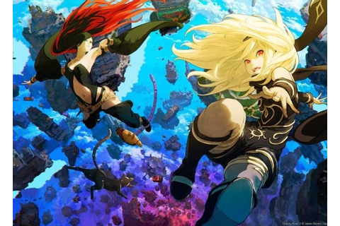 Gravity Rush 2 Tokyo Game Show 2016 Trailer (video ...