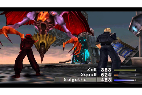 Gameplay Final Fantasy 8 mods music psx version steam ...