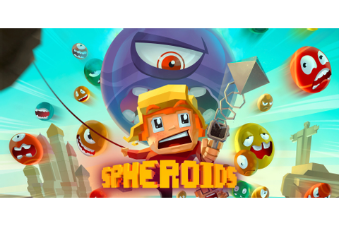Spheroids | Wii U Download-Software | Spiele | Nintendo