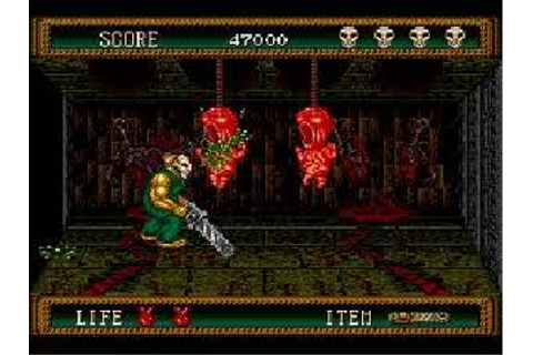 Splatterhouse 2 (USA) ROM