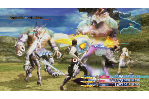 Final Fantasy XII: The Zodiac Age out now for PC - GameAxis