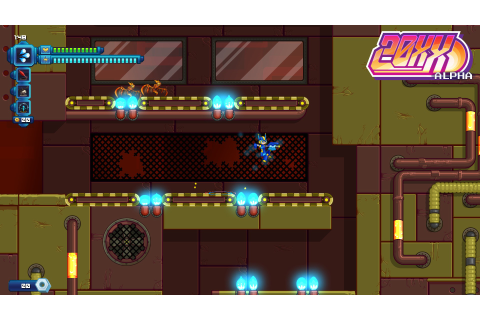 20XX Is an Awesome Mega Man-Inspired 2D Platformer
