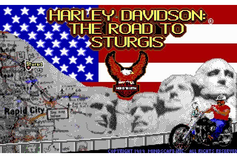 Download Harley-Davidson: The Road to Sturgis racing for ...