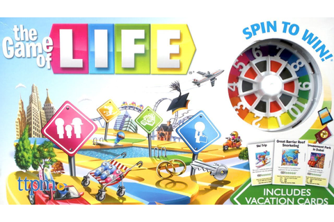 The Game of Life from Hasbro - YouTube