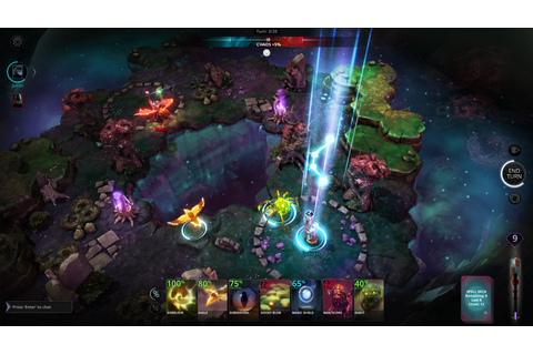 Chaos Reborn Launches on Steam Early Access on December 9 ...