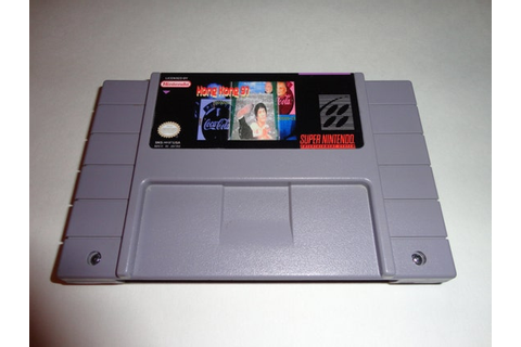 Hong Kong 97 SNES Reproduction Cart Super Nintendo