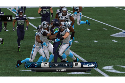 NFL Playoffs 2015 - Seattle Seahawks vs Carolina Panthers ...