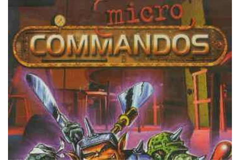 Micro Commandos Download Free Full Game | Speed-New