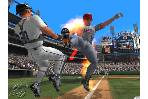 MLB SlugFest 2003 Screenshots, Pictures, Wallpapers - Xbox ...