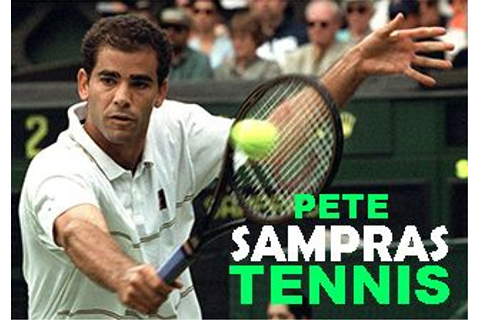 Pete Sampras: Tennis - Symbian game. Pete Sampras: Tennis ...