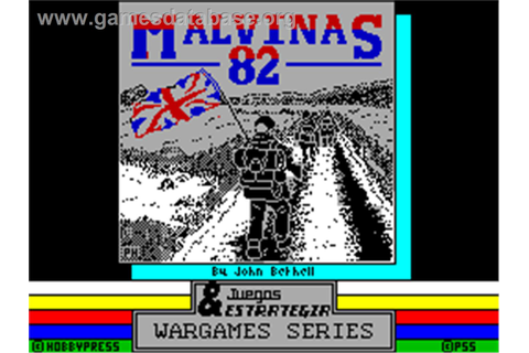 "Falklands 82 - ""The Empire Strikes Back"" - Sinclair ZX ..."