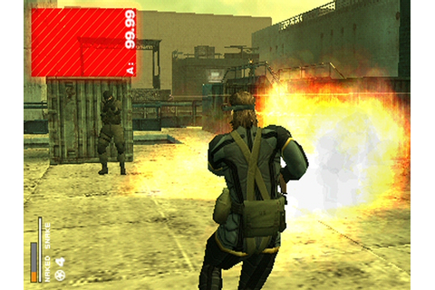 Metal Gear Solid Portable Ops Plus PSP review | Den of Geek