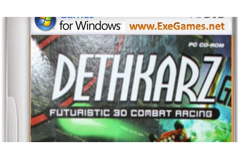 Dethkarz Game - Free Download Full Version For PC