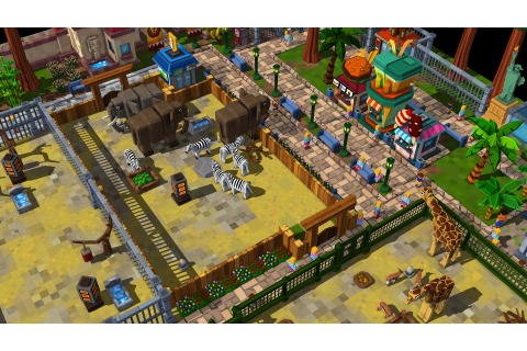 Zoo Constructor on Steam