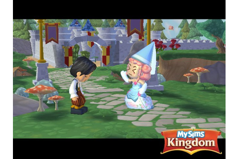MySims Kingdom - WII - Review