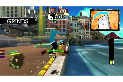 Shaun White Skateboarding Wii - YouTube