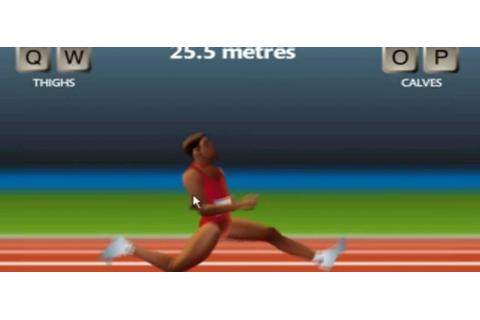 How to Beat the QWOP game with an untraditional Olympic ...