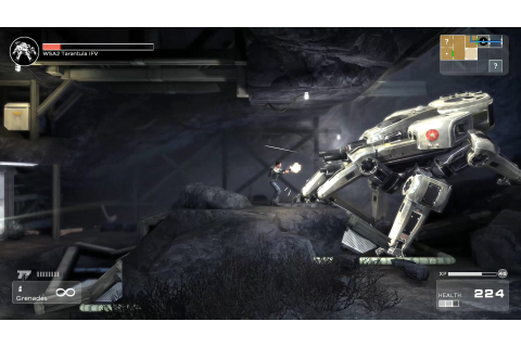 Download Shadow Complex Remastered Full PC Game