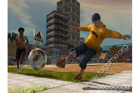 Urban Freestyle Soccer - Download Free Full Games | Sports ...