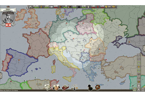 Supremacy 1914 (Global World War I browser game) | Great ...