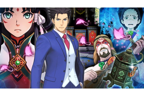 Phoenix Wright: Ace Attorney - Spirit of Justice - Episode ...