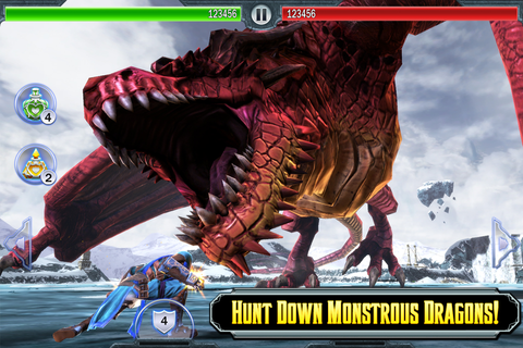 Free Download Free|apk|Dragon Slayer™ By Glu Games Inc.v0 ...