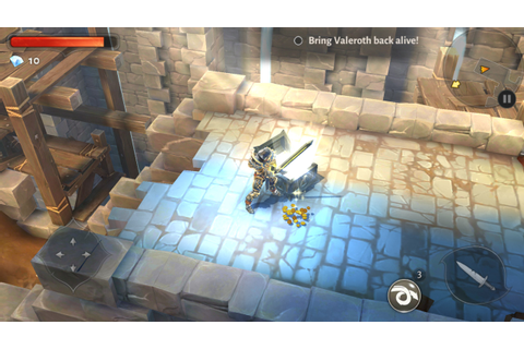 Dungeon Hunter 5 – Action RPG – Games for Android 2018 ...