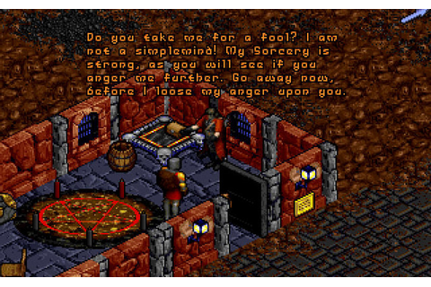 Ultima VIII: Pagan Screenshots - Video Game News, Videos ...