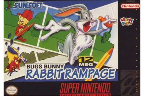 Bugs Bunny: Rabbit Rampage - Super NES - IGN