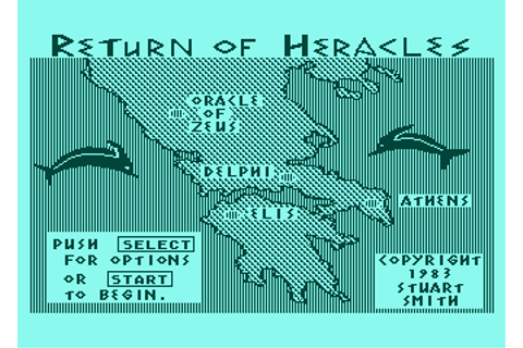 Download The Return of Heracles - My Abandonware
