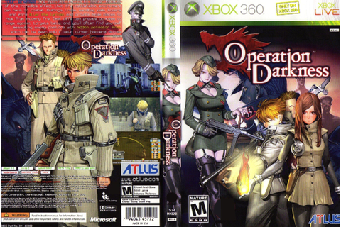 GAMECORE: Operation Darkness