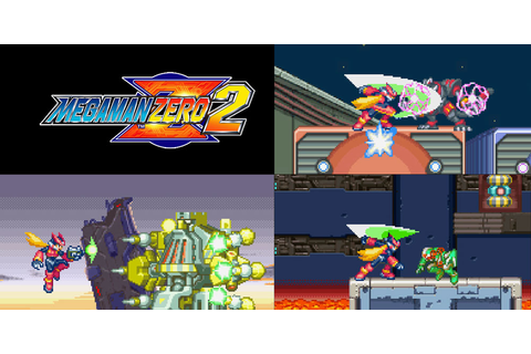 Mega Man™ Zero 2 | Game Boy Advance | Games | Nintendo