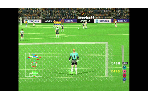 Libero Grande 2 Goalkeeper Gameplay - YouTube