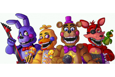 """Freddy Fazbear's Pizzeria Simulator"" Released"