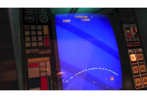 GORF Arcade Game Review - Bally/Midway 1981 - John's ...