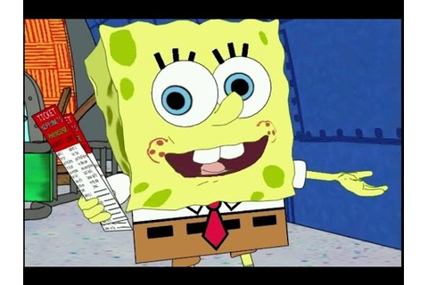 SpongeBob SquarePants: Employee of the Month Chapter 1 ...