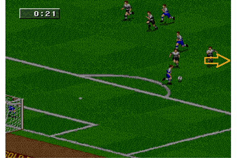 FIFA 97. EA Sports. (1996). Sega Genesis/PlayStation ...